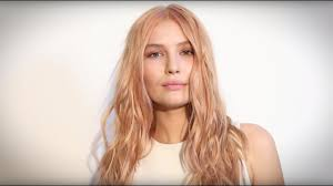 How to: Create Hollywood Blonde and Rose Gold Pastel Hair ...