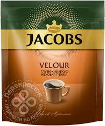 Отзывы о <b>Кофе растворимом Jacobs Velour</b> 70г - рейтинг ...