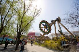 called the lungs of beijing chaoyang park is the largest park in the city lined with shops restaurants and residential compounds chaoyang city office furniture