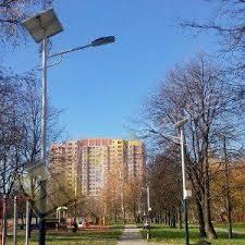 Автономный <b>уличный светодиодный фонарь</b> 20/40/60 Вт с ...