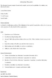 librarian resume sample isabellelancrayus scenic examples good librarian resume sample resume sample librarian template sample librarian resume