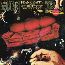 <b>One</b> Size Fits All - Album by <b>Frank Zappa</b>, The Mothers Of Invention ...