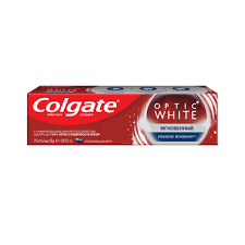 "<b>Отбеливающая зубная паста</b> Colgate Optic <b>White</b> "" Мгновенный ..."