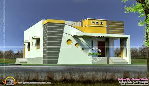Tamilnadu model small budget house   Kerala home design and floor    Single storied Tamilnadu house