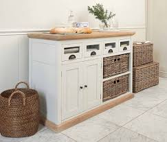 white storage unit wicker: furniture amazing hallway storage unit with baskets from rattan wicker material in foyer console cabinet using