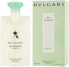 <b>Bvlgari</b> Eau Parfumee <b>au The Vert</b> Body Lotion 200ml: Amazon.co ...