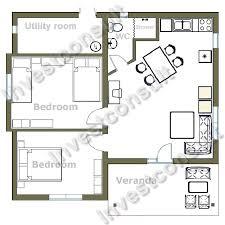 Sample House Plans   Smalltowndjs comBeautiful Sample House Plans   Small Two Bedroom House Floor Plans