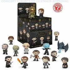 <b>Фигурка</b> Funko Mystery Minis: Game of Thrones S10: PDQ (CDU <b>12</b>)