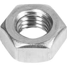 <b>Гайка шестигранная М10</b>, <b>DIN 934</b>, нержавеющая сталь, 5 шт. в ...
