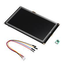 <b>nextion enhanced</b> nx8048k070 <b>7.0</b> inch hmi intelligent smart usart ...