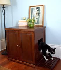 refined cat litter box mahogany cat litter box covers furniture