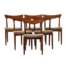 modern dining table teak classics: danish modern dining chairs  dtc  danish modern dining chairs