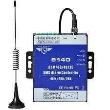 <b>GSM 3G 4G</b> LTE Cellular <b>SMS</b> Remote <b>Control Alarm</b> for Water ...