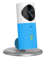 Сетевая <b>IP</b>-<b>камера Ivue Clever</b> Dog-1W (голубой)