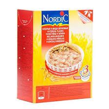 Каша <b>Нордик</b> (<b>Nordic</b>) <b>4-х</b> злаковые <b>хлопья</b> 600г, упак. - купить ...