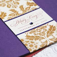 70 best purple & gold wedding invitation board images on pinterest Purple Gold Wedding Invitations elegant brocade pocket fold wedding invitation in red, gold and purple (autumn) design fee cheap purple and gold wedding invitations