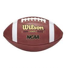 <b>Мяч</b> для американского футбола <b>Wilson</b> NCAA