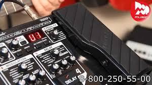 <b>Процессор гитарный BOSS ME</b>-70