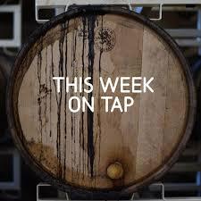 This Week On Tap