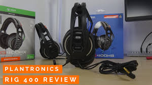 <b>Plantronics RIG 400</b> Review - Only $49!!! - YouTube