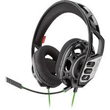 211835-05 | <b>Plantronics RIG 300HX</b> Gaming Headset – Black | ao.com