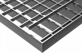 Ячеистые <b>стальные решетки</b> и металлические настилы