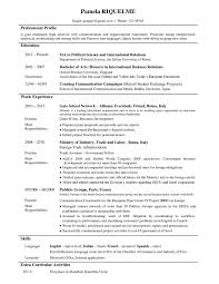 resume format job interview customer service resume example resume format job interview resume samples getinterviews get interviews resume example to