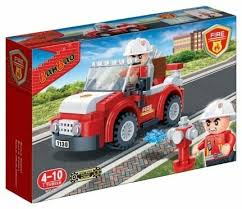Купить <b>Конструктор BanBao Пожарные</b> 7117 по выгодной цене ...