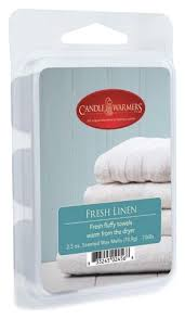 <b>Наполнитель для воскоплавов</b> Fresh Linen Wax Melts 70,9г ...