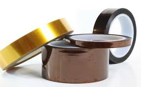Silicone <b>Brown Kapton</b>/<b>Polyimide</b> Tape, Mectronics Marketing ...