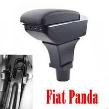 <b>Подлокотник</b> для Fiat Panda, двухслойный центральный ...