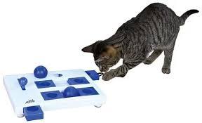 Развивающая <b>игрушка</b> Trixie Brain Mover для кошек - купить в ...
