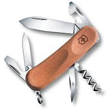 <b>Нож перочинный Victorinox EvoWood</b> 10 2.3801.63 85мм 11 ...