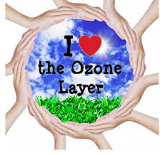 explain how carbon dioxide and the ozone layer in the atmosphere ozone earth day jpg