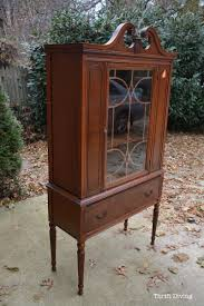 BEFORE & AFTER: My <b>China Cabinet</b> Makeover Using Beyond Paint