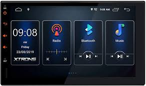 XTRONS <b>Android 10</b> Car Stereo <b>Double 2 Din</b> In Dash Auto ...