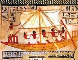 Orígenes de la navegación a vela
