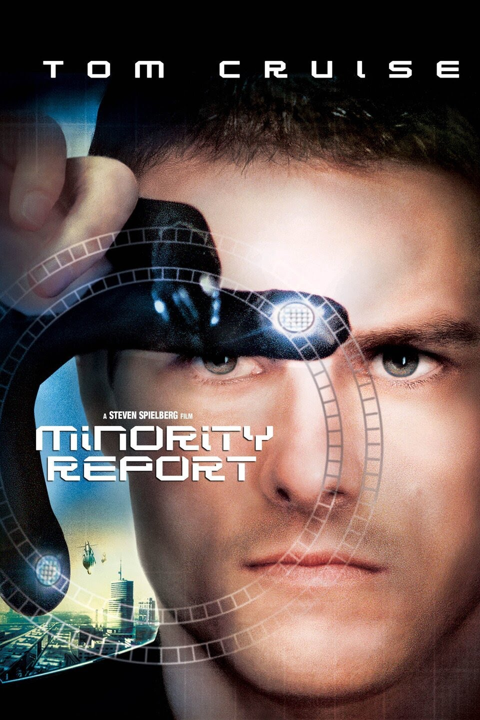 Download Minority Report (2002) Dual Audio {Hindi-English} 480p | 720p