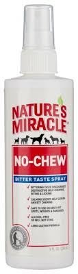 <b>Спрей Nature's Miracle No</b> Chew Антигрызин для собак 236 мл ...