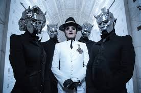 Ghost Releases Star-Studded Video For