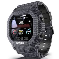 SW8 <b>Ocean</b> | Full Touch Screen <b>Smart Watch</b> with Fitness