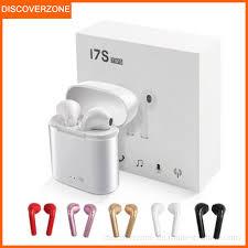 2019 <b>Tws</b> Wireless Sport Earbuds <b>I7</b>, Bluetooths Headset <b>I7</b>, <b>Tws I7s</b> ...