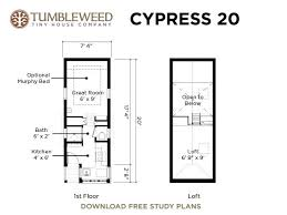 Tumbleweed Tiny House Floor Plans Tiny R tic Cottage House Plan    Tumbleweed Tiny House Floor Plans Tiny R tic Cottage House Plan
