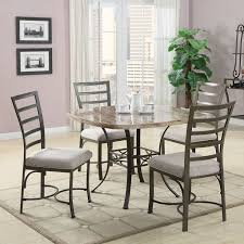marble dining room table darling daisy: acme furniture daisy  piece square faux marble dining table set white sqwh