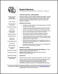 cover letter  resume name exampl  axtran    resume name examples for computer graphic or web designer with qualifications summary and