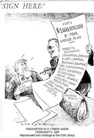 fdr essay 37020501 gif between 11 and 12 million people in the united states were jobless and very few jobs were available fdr took action 33032201 gif and said