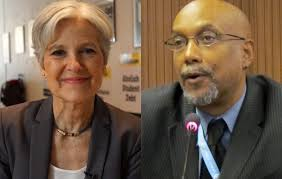 Jill Stein and Ajamu Baraka