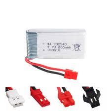 <b>Аккумулятор Lipo</b> 902540 3,7 В 800 мАч для квадрокоптера <b>Syma</b> ...