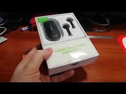 Видеобзор от покупателя на <b>Беспроводные наушники QCY T3</b> ...