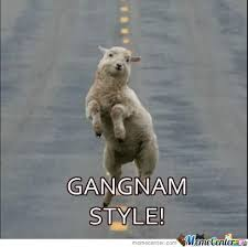 Animals Gone Wild...for Gangnam Style by tommyjincens - Meme Center via Relatably.com